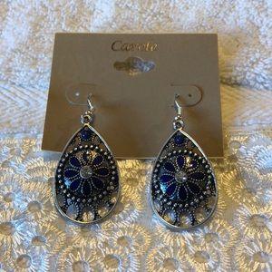 🌸3 for $12!  Elegant tear drop earrings